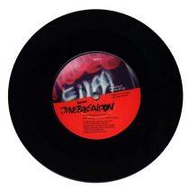 Vinyl Record Artwork Jukebox Saloon by Heron