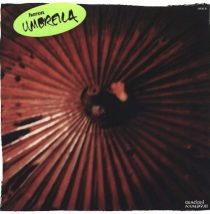 Vinyl Record Artwork Umbrella
